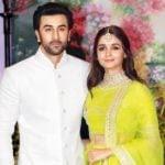 Alia Bhatt With Her Boyfriend Ranbir Kapoor